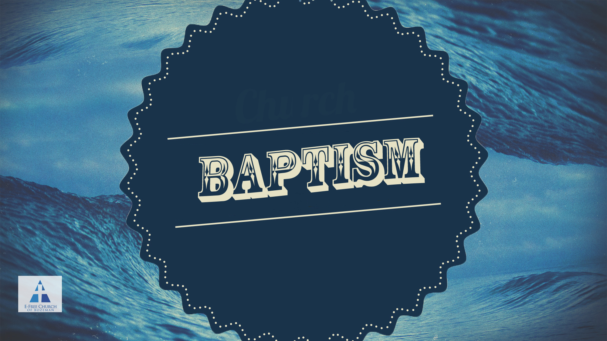 Baptism – What do we celebrate? (8/20/17)