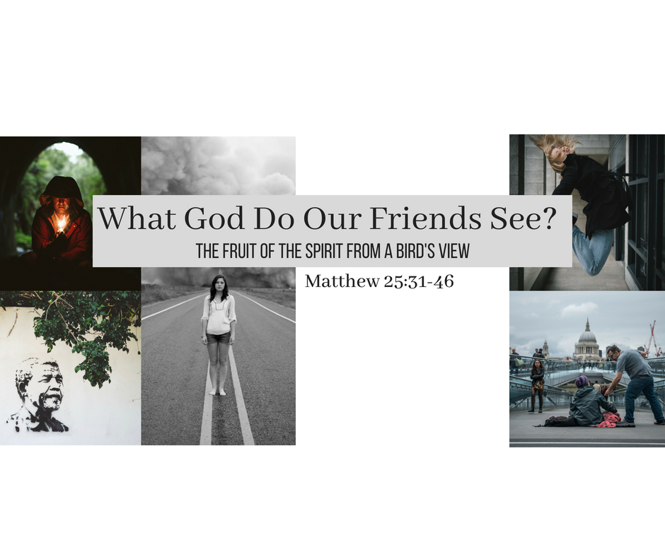What God Do Our Friends See?